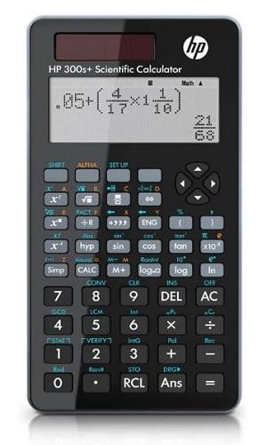 calculatrice texas instrument college HP 300s+ calculatrice scientifique en ligne